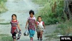 Кыргызстан, Баткендин Зардалы айылы