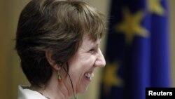 Глава ведомства ЕС по международной политике Кэтрин Эштон