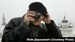Зянон Пазьняк, фота Юліі Дарашкевіч