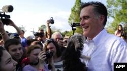 Бывший губернатор американского штата Массачусетс Митт Ромни