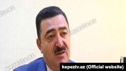 """""""Azəriqaz""""ın mətbuat xidmətinin rəhbəri İbrahim Kərbəlayev"""