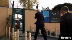 Госсекретарь Керри в Афганистане