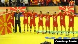 Ракометна репрезентација на Македонија