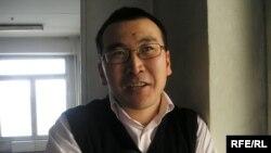 Бекжан Толыбай, блогшы. Алматы, 26 наурыз 2009 жыл.