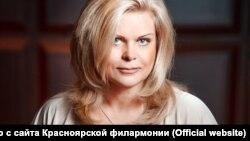 Генеральный директор филармонии Красноярска Юлия Кулакова