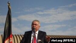 د جمهوري ریاست لومړي مرستیال عبدالرشید دوستم