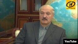Belarus President Alyaksandr Lukashenka
