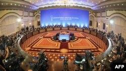 Rusiyanın rəhbərliyi altında Suriya danışıqları Astanada keçirilir