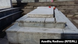 Qazaxda Şəhidlər Xiyabanı