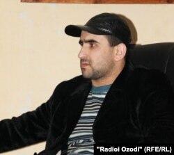 Умед Гулаҳмадов, бародари Шаҳнозаи ғӯрамарг
