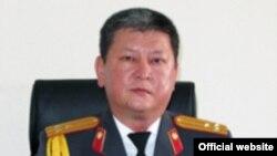 Памирбек Асанов.