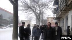 "Naxçıvanda ""qul bazarı"", 25 yanvar 2006"