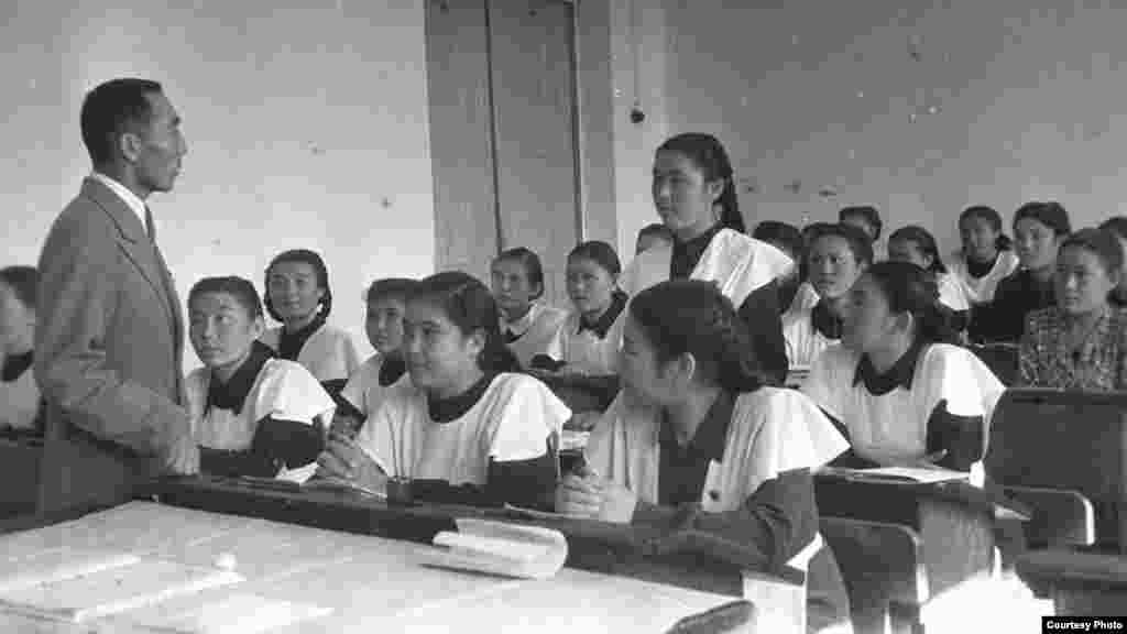 Советская школа, 1945–1950 годы.