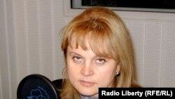Россия. Элла Памфилова. Москва, 03.10.2002