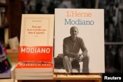 Patrick Modiano-nun kitabları