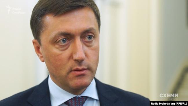 Член аграрного комітету Верховної Ради від групи «Воля народу» Сергій Лабазюк
