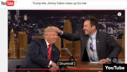 Donald Trump (sol)