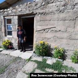 Жительница армянского села Сотк. 30 сентября 2020 года
