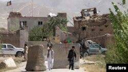 Աֆղանստան - Ղազնիի բանտը հարձակումից հետո, 14-ը սեպտեմբերի, 2015թ․