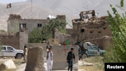 Taliban militants have released hundreds from Ghazni prison on September 14.