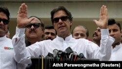 Kryeministri i Pakistanit, Imran Khan.