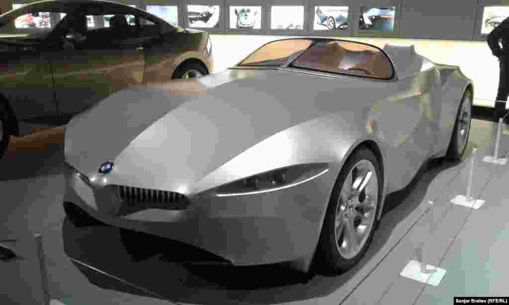 BMW GINA light Vision – 2008 року випуску