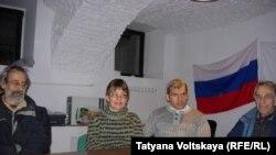 Заседание оргкомитета акции памяти жертв сталинских репрессий, 12 октября 2015 года