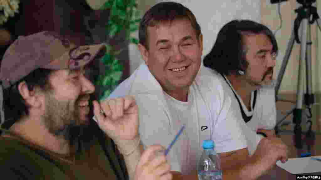 Татар киносына кастинг