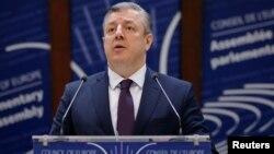 Грузия премьер-министрі Георгий Квирикашвили.