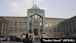Масҷиди марказии Душанбе