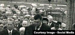 La festivitățile de la Cimitirul Țiganca