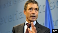 Anders Fog Rasmusen në Kosovë