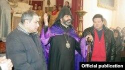 Фотография - Пресс-канцелярия Грузинской епархии АА,