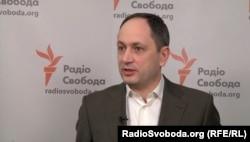 Вадим Черниш, міністр з питань окупованих територій і внутрішньо переміщених осіб України