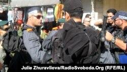 نیروهای پلیس اسرائیل