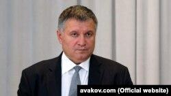 Глава МВД Украины Арсен Аваков.