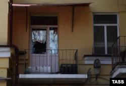 Грозный, 3 июня 2015 года. Нападение на офис КПП