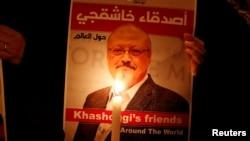 تصویر جمال خاشقچی، روزنامهنگار منتقد حکومت عربستان