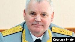 Заместитель начальника Пограничной службы ФСБ России генерал-полковник Николай Козик