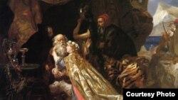 """Открытый урок по Шекспиру: трагедия """"Король Лир"""" в историческом и современном контексте."""