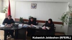 Уран Ботобековдун ишин караган соттор. 9-сентябрь, 2015-жыл