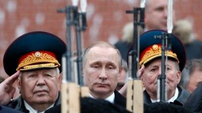 Vladimir Putin na obilježavanja Dana zaštitnika otadžbine, Moskva, februar 2016.