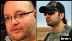 Jason Rezaian we Amir Hekmati