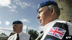 Britanski članovi posmatračke misije EU u Gruziji