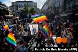 Гей-парад у Лісабоне