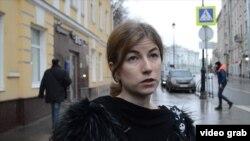 «Բաց Ռուսաստան» հիմնադրամի մենեջեր Պոլինա Նեմերովսկայա