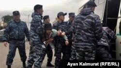 Задержания в Нур-Султане 9 июня 2019 года, в день досрочных выборов президента Казахстана.
