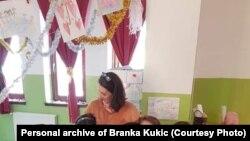 """""""Dobar učitelj je onaj učitelj koji zna da sluša dijete"""", kaže učiteljica Branka Kukić (na fotografiji)"""