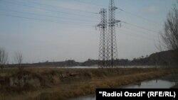 Фархадское водохранилище, Спитаменский район