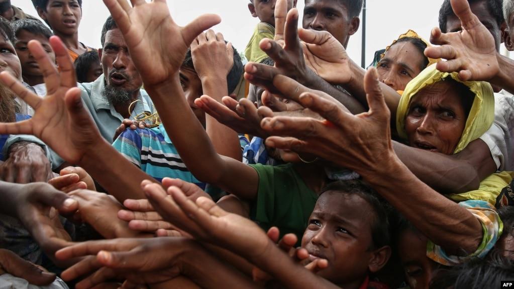 Картинки по запросу рохинджа